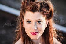 Redheads-Woman / Roodharigen-Redheads-Rousses / by Ton van de Merwe