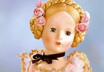 Madame Alexander, Vogue and other collectable Dolls / by Linda Aubrey