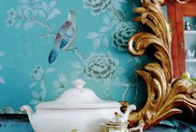 Chinoiserie / by Denise Adams