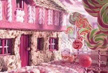 Candyland / by Francesca Legaluppi