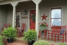 porches / by Sherry Baggett
