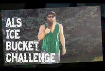 ALS Ice Bucket Challenge / by Dan Howard