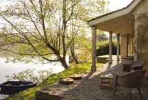 beach house, cottages...on the water / by Ann Stillson
