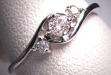 Wedding: rings / by Sara Hart