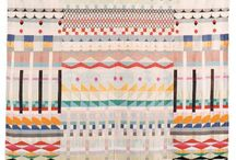 Textiles, Patterns, Textures. / by Katie Kaapcke