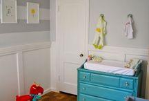 HOME: nursery ( boy ) / by Christina Pena Pittre