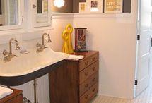 bathroom / by Jennifer Jewkes