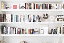Interior Art ♦ Library and Sheving / by Kalina Kamburova