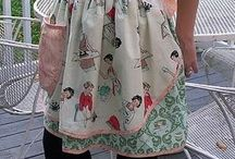 cute aprons / by Stephanie Nabors