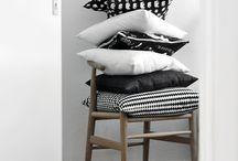 Pillows / by Anastasia M.