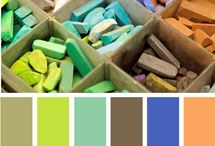 Palettes-miscellaneous / by Cathy Hogan
