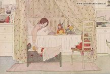 Rie Crammer & Vintage Card / by Chao Regina