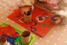 Kid crafts! / by Paige Veneta