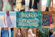crochet beach wear / by neit salandy
