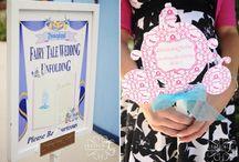 Disney Wedding Decor Inspiration / by Disney Inspiration