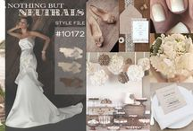 Nothing But Neutrals Weddings / by Impression Bridal