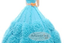 Artwedding Special Occasion Dresses  / Artwedding provides all Kinds of special occasion dresses: prom dresses, evening gown, cocktail dresses, homecoming dresses. Get your safest bet! / by ArtWeddings.com
