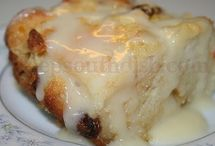 Bread Pudding / by Pam Messmore