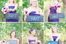 Wedding: Photography / by Samantha Magee
