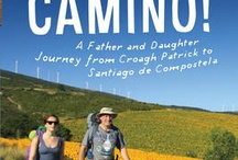 A Walk I will take - The Camino de Santiago de Compostela / A pilgrimage I intend to take. When the Universe/God/Source/Spirit places a desire in your heart, you should be obedient. I will walk the Camino. My prayer response was ... Make it so and I will do it. So, great Universe ... Make it so ... / by Noel Dandes