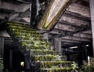 Abandoned Stairs / by Artstamper1