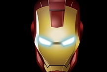 Iron Man / by Laura Spiers