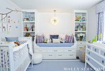 Kids Rooms / by Bronwyn McCarty