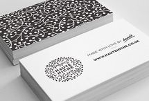 Business Cards / by Alina