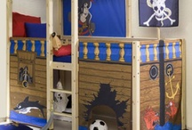 Avery's pirate room / by Lisa Swanson