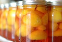 Canning Preserves, and Foods / by Debbie Pimentel
