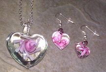 Jewelry sets and jewelry boxes / I'm in jewelry heaven.  / by Stephanie Perry