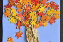 School - Autumn / by Agathi Papathanasi