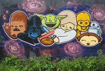 In a Galaxy Far, Far Away... / Star Wars stuff / by Matt Cuthbert