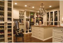 dream closet / by Colly Golightly
