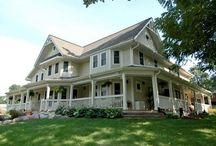 Dream home (Exteriors) / Architecture that I adore / by Holly W.
