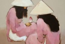 Asian Artfulness / by Mary Stonehouse