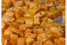 NC sw potato recipes to try / by Deirdre Reid