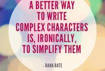writing / by Jenn Roth