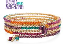 Issue 8: Around the World / Be inspired by all the great things the world has to offer! We take a trip around the globe in this issue of BeadMe. / by Bead Me Magazine