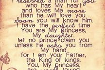 Daddys and Daughters / by Mindi Green