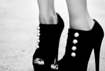 All about shoes / by Vickie Harless