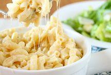 Pasta Recipes / by Andrea Cryderman-Walker
