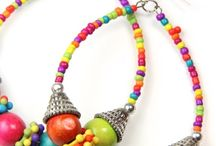 jewelry craft fun / by Shelby Stedenfeld