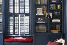 Library / Home / by Adrienne Kenyon