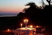 Romantic Dinner Date Ideas Food/Decor/Places / by Teresa Presto