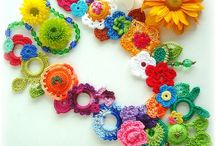 JEWELLERY: crocheting & knitting / by Darievna