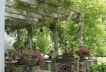 Green garden / Garden ideas / by Jesper Brink