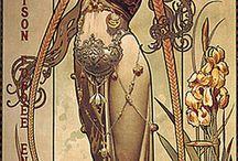 Art Nouveau / by Germaine Balanon
