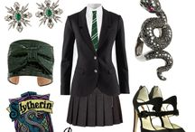 Slytherin / by Mallory Goodwin