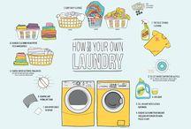 Wash Dry Fold Repeat / by Raquel Devoulin